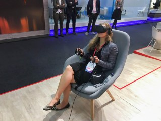 Versunken in der VR-Shopping-Experience - VR-Payment-Solution Wirecard anyMOTION