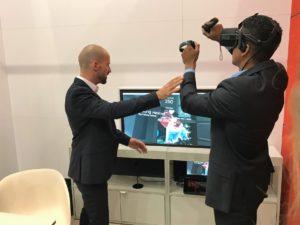 VR Payment Experience Einweisung