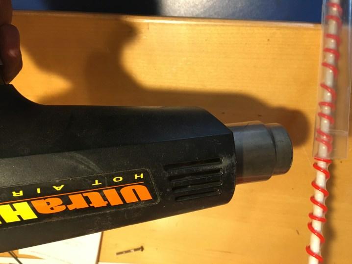 Pole Light - Heat Shrink the Neon Light Element