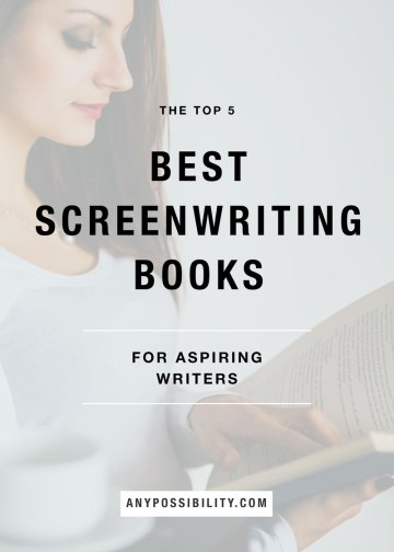 The Top 5 Best Screenwriting Books for Aspiring Writers. Everything from how to write a screenplay to how to market yourself to how to stay inspired. Filmmaking | Screenwriting | Writing