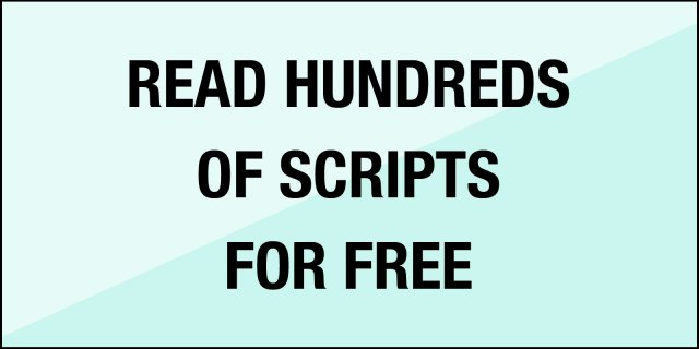 Read Screenplays Online