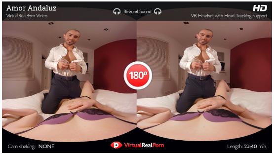 virtual real porn video