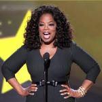 Being Oprah