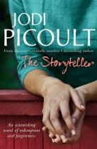 Jodi Picoult, Storyteller, book review, amreading