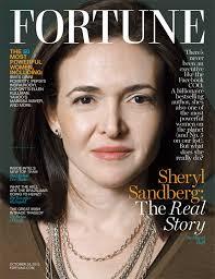 Sandberg on Fortune