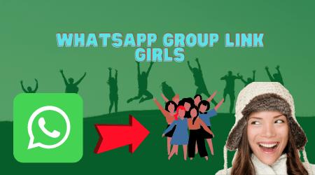 Whatsapp group link girls