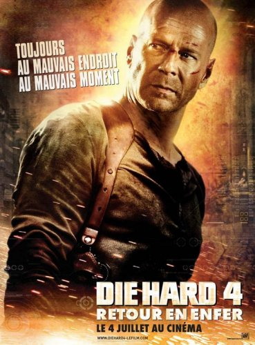 Poster do filme Duro de Matar 4.0