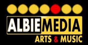 Albiemedia yellow logo