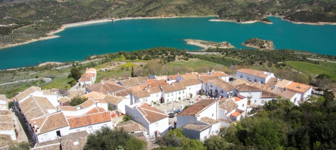 Zahara and Grazalema – NOT twin white villages