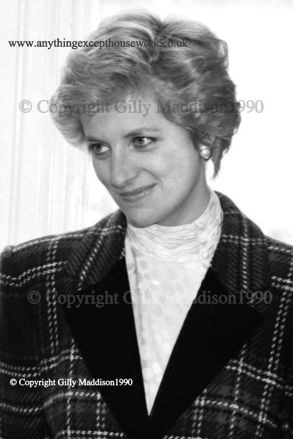 Princess Diana's death