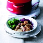 Recipe: Pork and Cider Casserole with Cranberry and Thyme