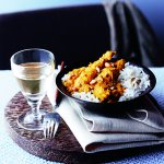 Recipe: Chicken and Red Lentil Curry