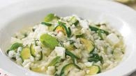 Recipe: Summer Herb, Feta & Courgette Risotto