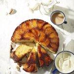 Recipe: Peach upside-down cake
