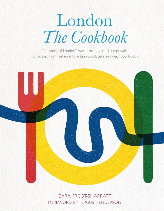 London The Cookbook cover
