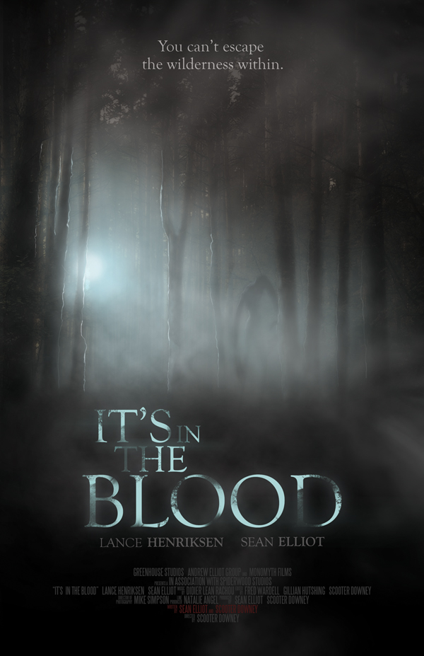 Poster do filme Its in the Blood