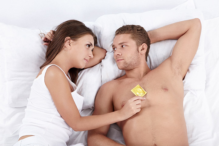 Use Condoms Even After Marriage