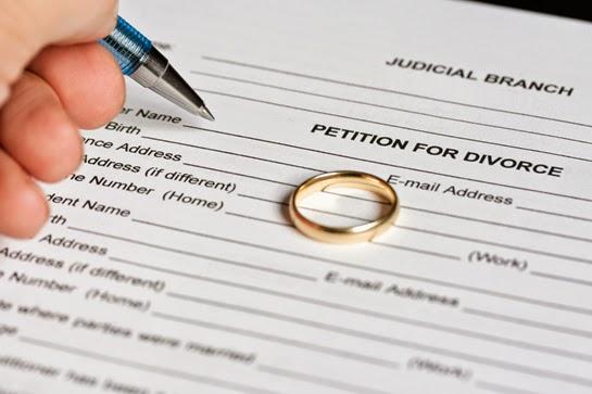 Divorce Rate Presently