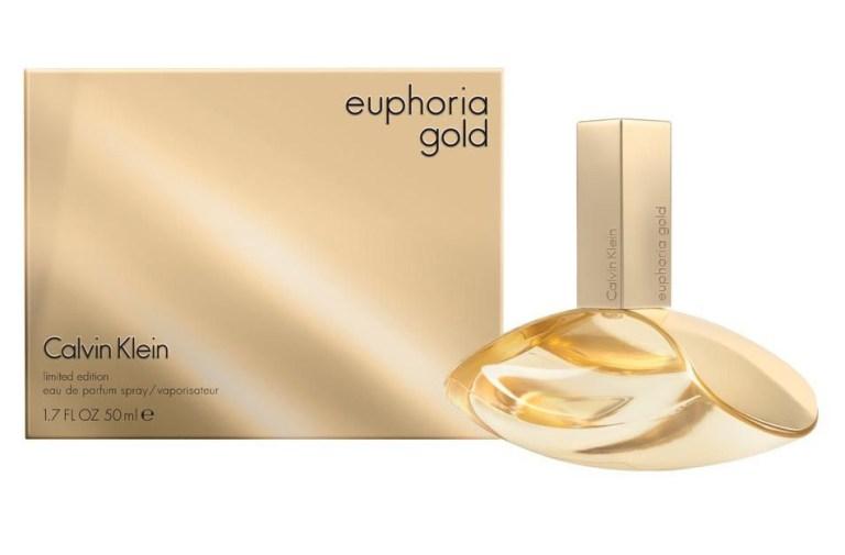 My Review – Calvin Klein Euphoria Gold Perfume