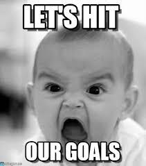 Me, Goals & Foolishness