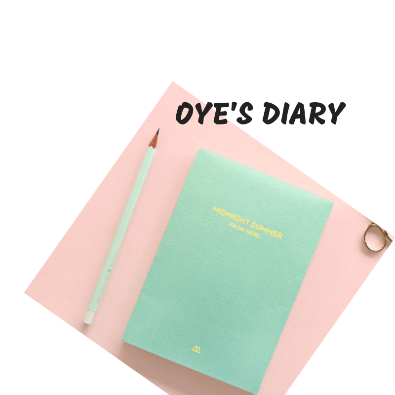 Oye's Dairy – Episode 4 – Misunderstood