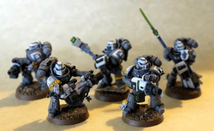 Grey Knight Purifiers 2
