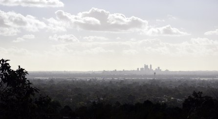 Perth from the Hills