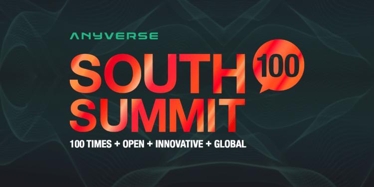 La startup ANYVERSE elegida entre los 100 proyectos finalistas de South Summit 2020