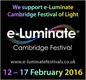 e-Luminate Cambridge Festival of Light