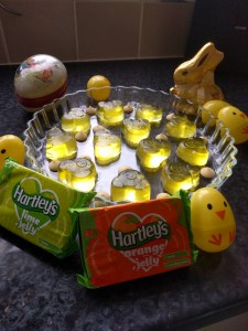 Easter Jelly Pigs