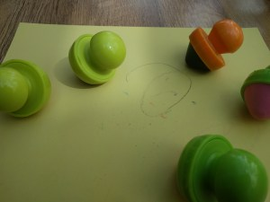 Baker Ross Crayon Spinners