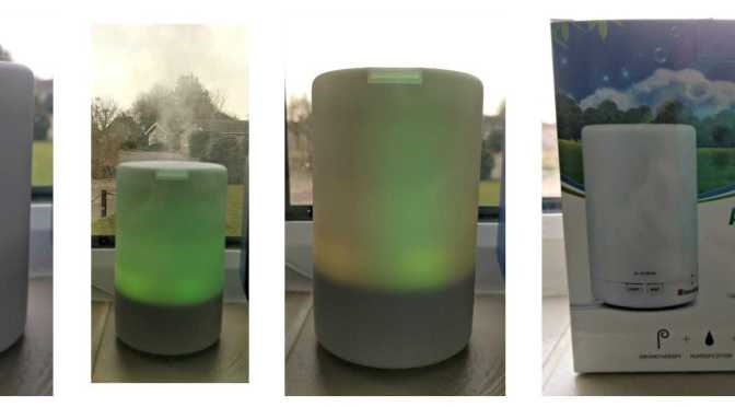 SoundSoul Aroma Diffuser Review & Competition