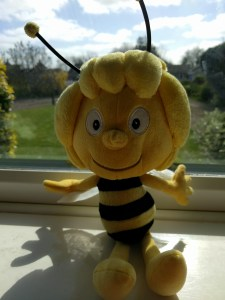 Bringing the outdoors indoors with Maya the Bee