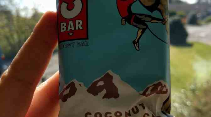 A New Flavour CLIF Bar – Review