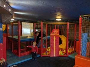 Softplay at Sandaway