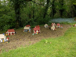 Part of the Gnome Village