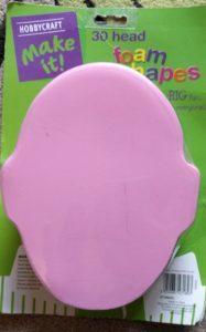Foam shapes
