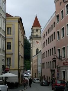 Exploring Passau
