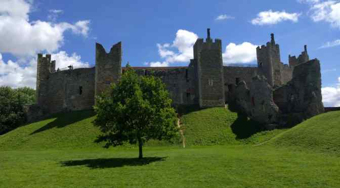 Our Visit to Framlingham Castle
