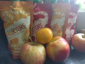 Nurture Fruity Water