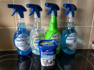 My Astonish Products