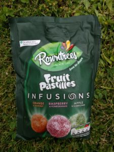 Rowntrees Fruit Pastille Infusions