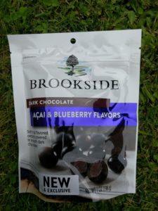 Brookside Dark Chocolate Acai  and Blueberry