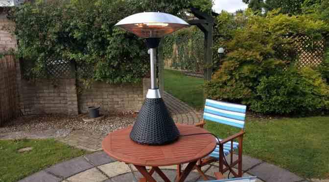 Our Garden Heater from Primrose