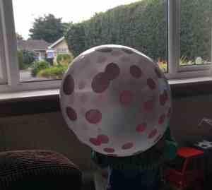 Balloons bigger than your head