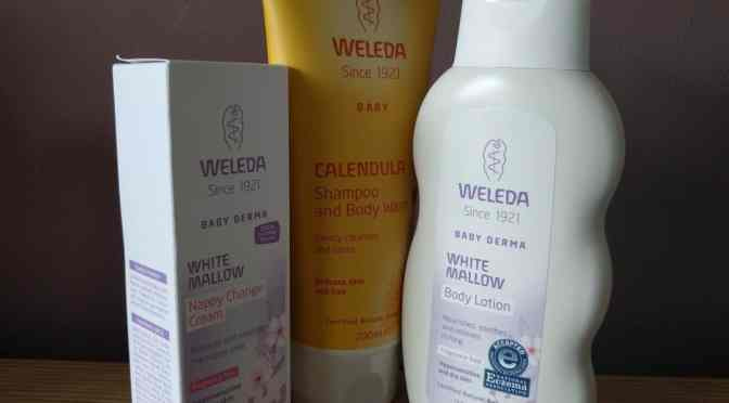 Weleda Baby Range – Review