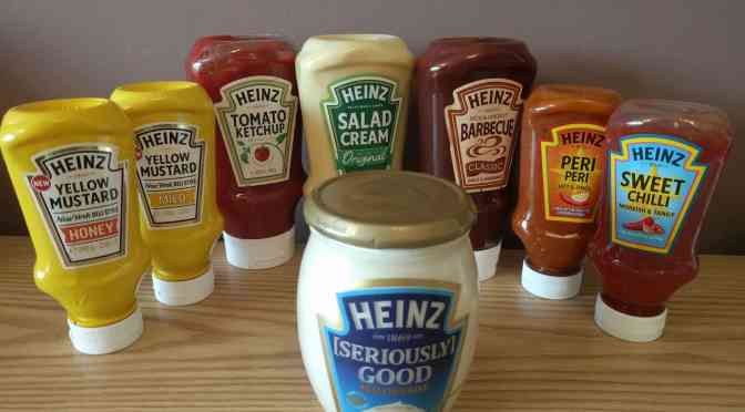 5 Great Sandwich Fillings with Heinz Sauces