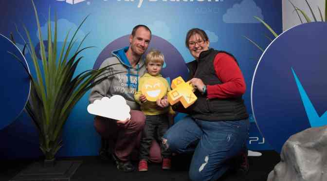 Playstation Kids and Parenting Event