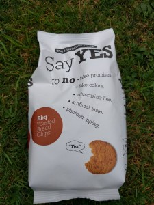 Say Yes to No Bread Chips