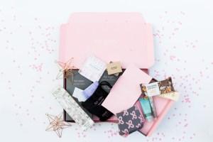 December's Pink Parcel
